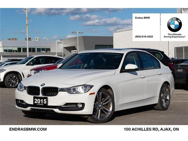 2015 BMW 320i xDrive (Stk: P5857) in Ajax - Image 1 of 22
