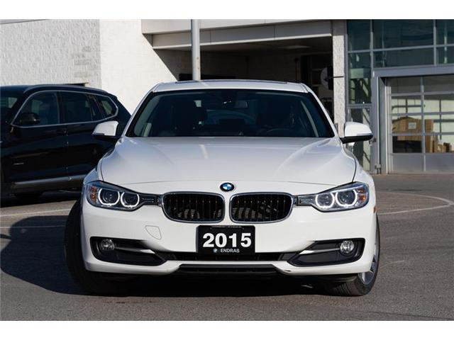 2015 BMW 320i xDrive (Stk: P5857) in Ajax - Image 2 of 22
