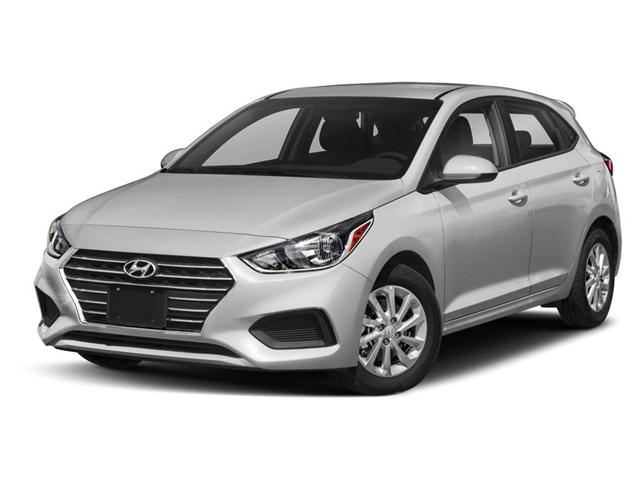 2019 Hyundai Accent  (Stk: R9308) in Brockville - Image 1 of 9