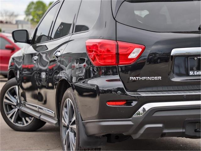 2019 Nissan Pathfinder  (Stk: PF19007) in St. Catharines - Image 9 of 26