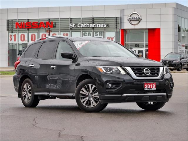 2019 Nissan Pathfinder  (Stk: P2248) in St. Catharines - Image 1 of 24