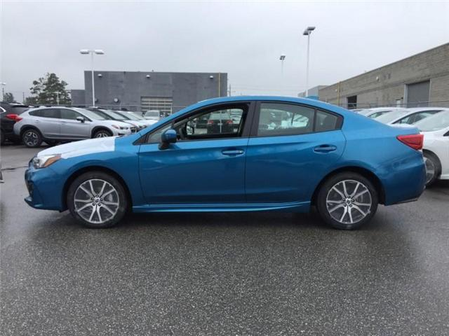 2019 Subaru Impreza 4-dr Sport Eyesight AT (Stk: 32634) in RICHMOND HILL - Image 2 of 19