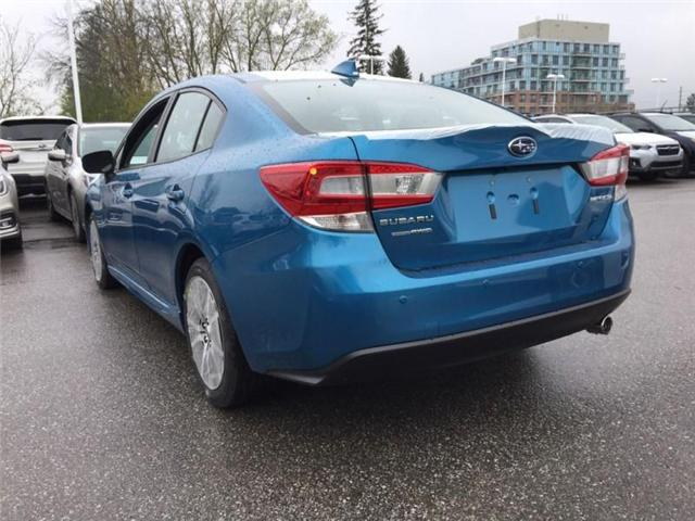 2019 Subaru Impreza 4-dr Sport Eyesight AT (Stk: 32634) in RICHMOND HILL - Image 3 of 19
