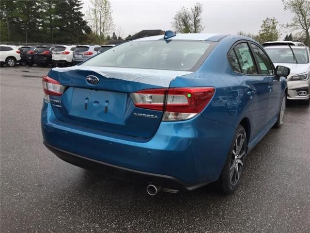 2019 Subaru Impreza 4-dr Sport Eyesight AT (Stk: 32634) in RICHMOND HILL - Image 5 of 19