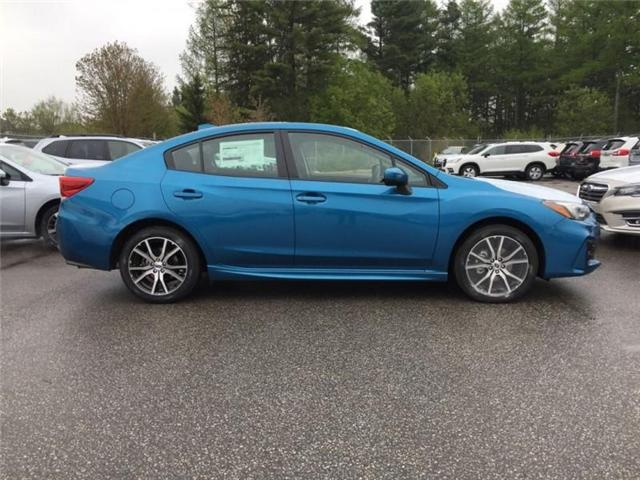 2019 Subaru Impreza 4-dr Sport Eyesight AT (Stk: 32634) in RICHMOND HILL - Image 6 of 19