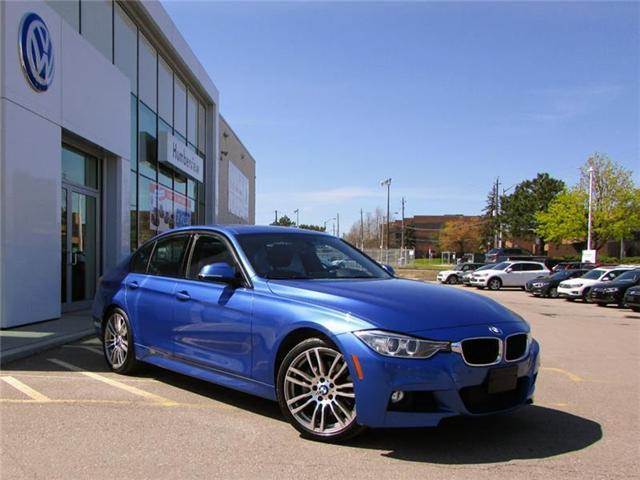 2015 BMW 335i xDrive (Stk: 96765A) in Toronto - Image 1 of 22
