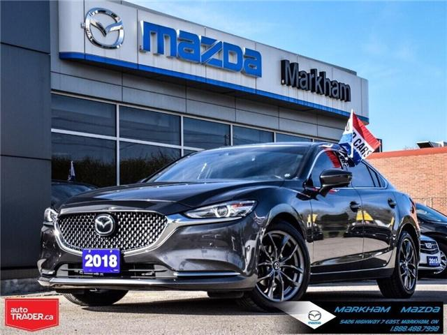 2018 Mazda MAZDA6 Signature (Stk: G180602A) in Markham - Image 1 of 30