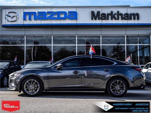 2018 Mazda MAZDA6 Signature (Stk: G180602A) in Markham - Image 3 of 30