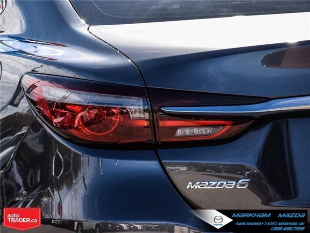 2018 Mazda MAZDA6 Signature (Stk: G180602A) in Markham - Image 6 of 30
