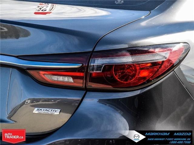 2018 Mazda MAZDA6 Signature (Stk: G180602A) in Markham - Image 8 of 30