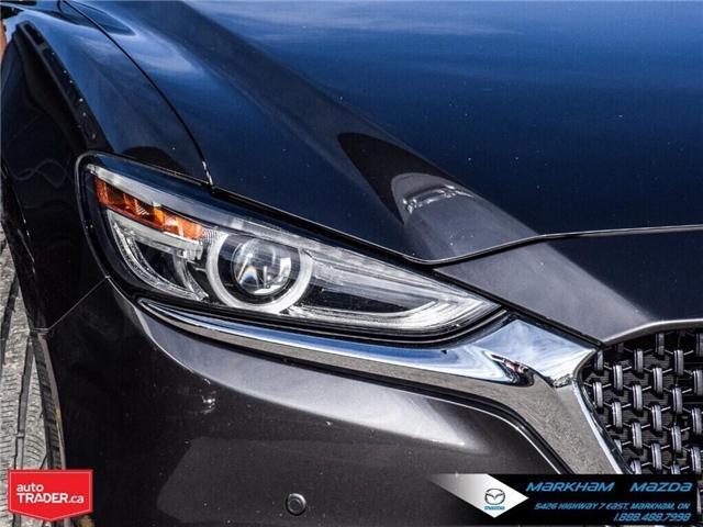 2018 Mazda MAZDA6 Signature (Stk: G180602A) in Markham - Image 9 of 30