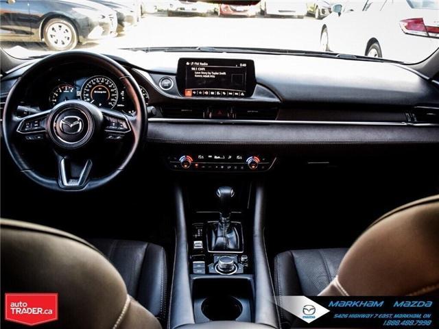2018 Mazda MAZDA6 Signature (Stk: G180602A) in Markham - Image 21 of 30