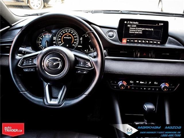 2018 Mazda MAZDA6 Signature (Stk: G180602A) in Markham - Image 22 of 30