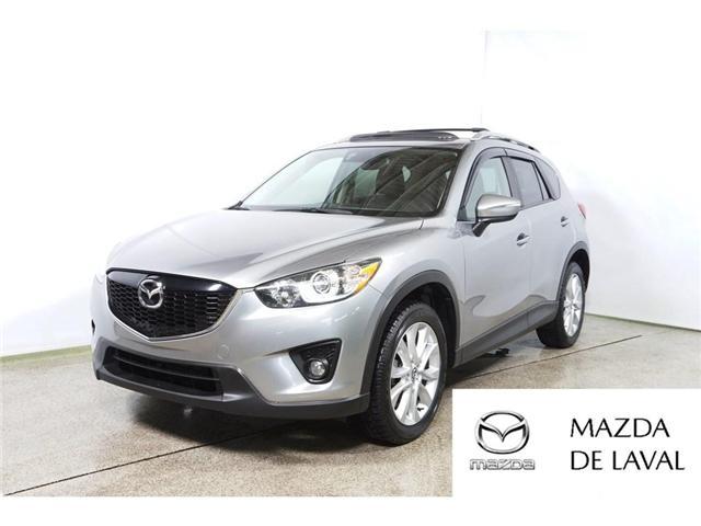 2015 Mazda CX-5 GT (Stk: 51223A) in Laval - Image 1 of 26