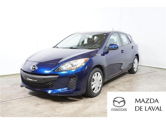 2012 Mazda Mazda3 Sport GX (Stk: 51921A) in Laval - Image 1 of 21