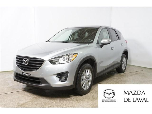2016 Mazda CX-5 GS (Stk: U7143) in Laval - Image 1 of 25