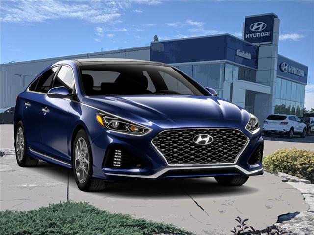2019 Hyundai Elantra Preferred (Stk: 90199) in Goderich - Image 1 of 10