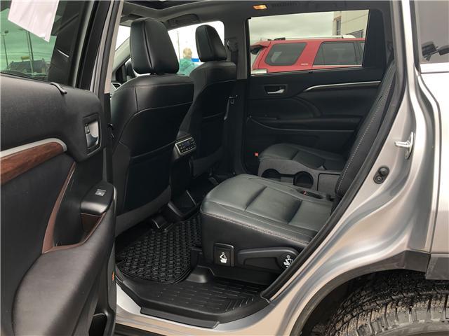 2016 Toyota Highlander Limited (Stk: 10879) in Thunder Bay - Image 22 of 30