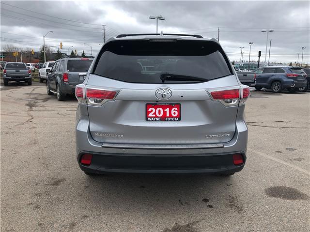 2016 Toyota Highlander Limited (Stk: 10879) in Thunder Bay - Image 6 of 30