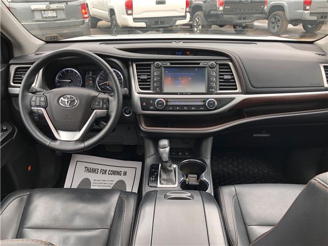 2016 Toyota Highlander Limited (Stk: 10879) in Thunder Bay - Image 10 of 30