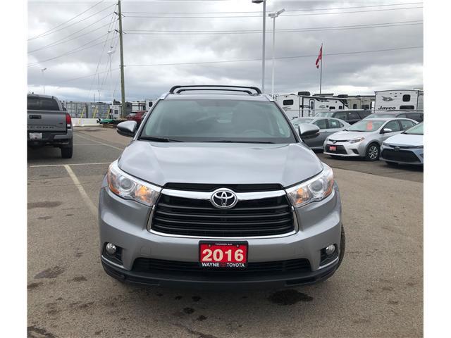 2016 Toyota Highlander Limited (Stk: 10879) in Thunder Bay - Image 2 of 30