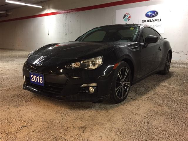 2016 Subaru BRZ Sport-tech (Stk: P302) in Newmarket - Image 1 of 18