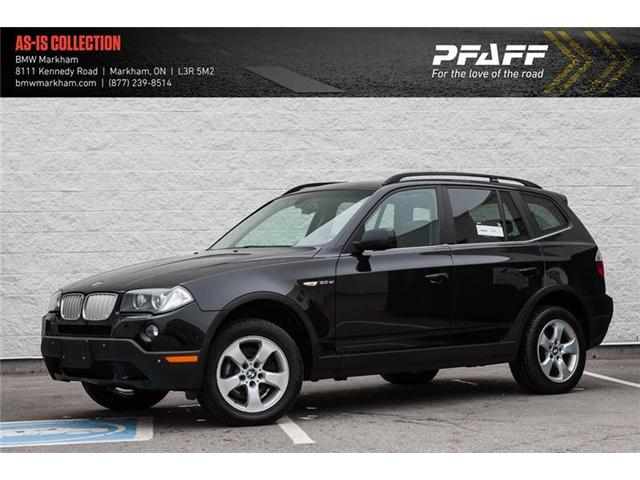 2007 BMW X3 3.0si (Stk: O11955A) in Markham - Image 1 of 15