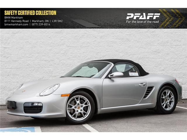 2007 Porsche Boxster Base (Stk: O12067A) in Markham - Image 1 of 15