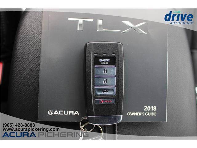 2018 Acura TLX Tech (Stk: AS008CC) in Pickering - Image 29 of 29
