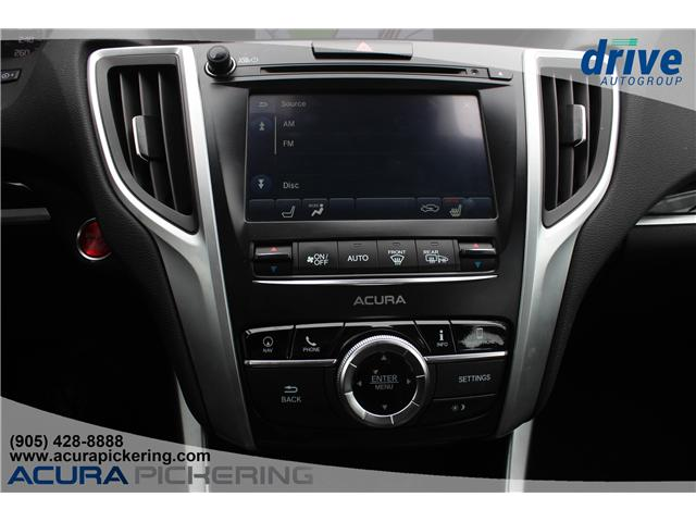 2018 Acura TLX Tech (Stk: AS008CC) in Pickering - Image 17 of 29