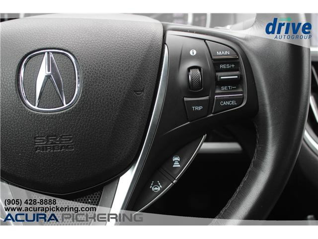 2018 Acura TLX Tech (Stk: AS008CC) in Pickering - Image 21 of 29