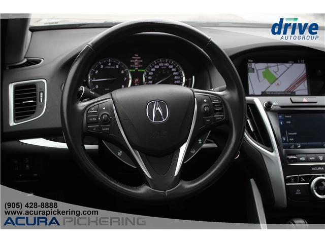2018 Acura TLX Tech (Stk: AS008CC) in Pickering - Image 12 of 29