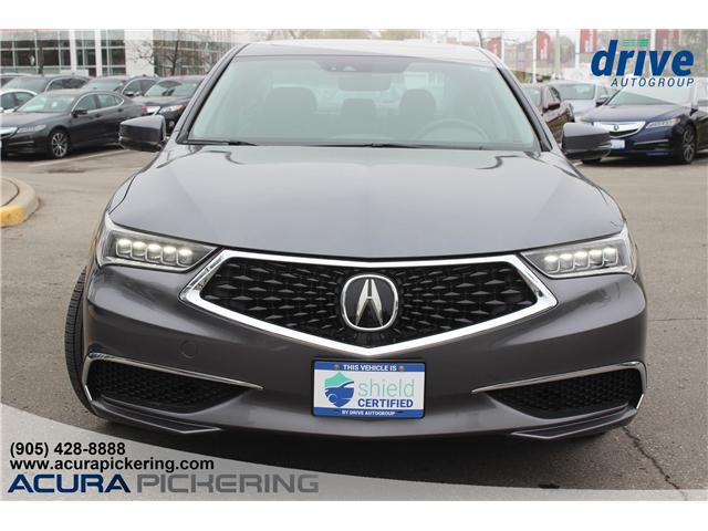 2018 Acura TLX Tech (Stk: AS008CC) in Pickering - Image 4 of 29