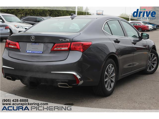 2018 Acura TLX Tech (Stk: AS008CC) in Pickering - Image 7 of 29