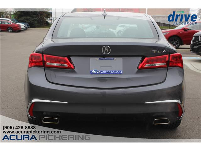 2018 Acura TLX Tech (Stk: AS008CC) in Pickering - Image 8 of 29