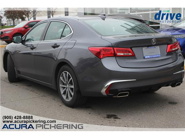 2018 Acura TLX Tech (Stk: AS008CC) in Pickering - Image 10 of 29