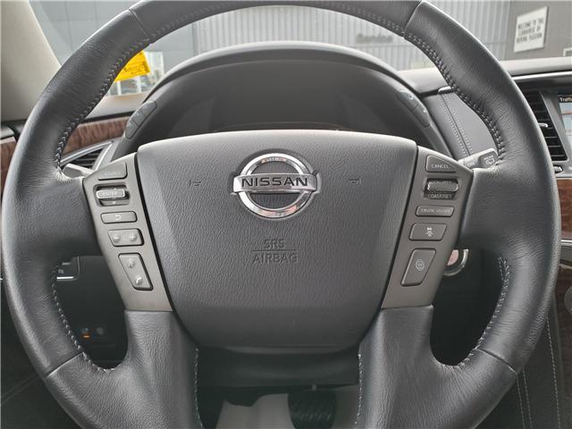 2019 Nissan Armada SL (Stk: PR1568) in Saskatoon - Image 10 of 29