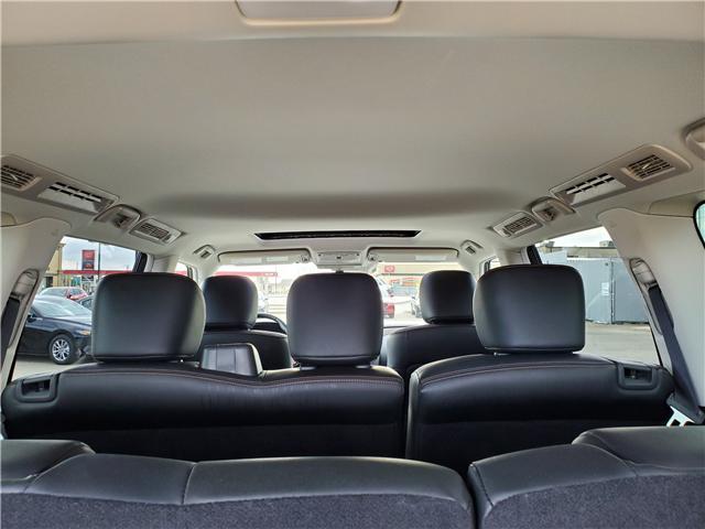 2019 Nissan Armada SL (Stk: PR1568) in Saskatoon - Image 20 of 29