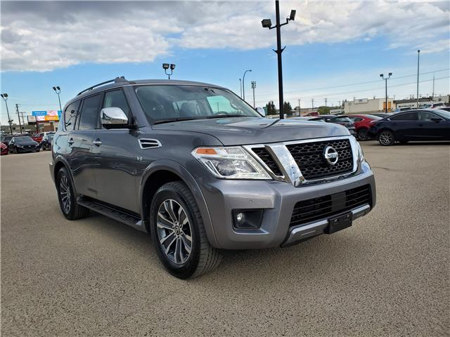 2019 Nissan Armada SL (Stk: PR1568) in Saskatoon - Image 6 of 29