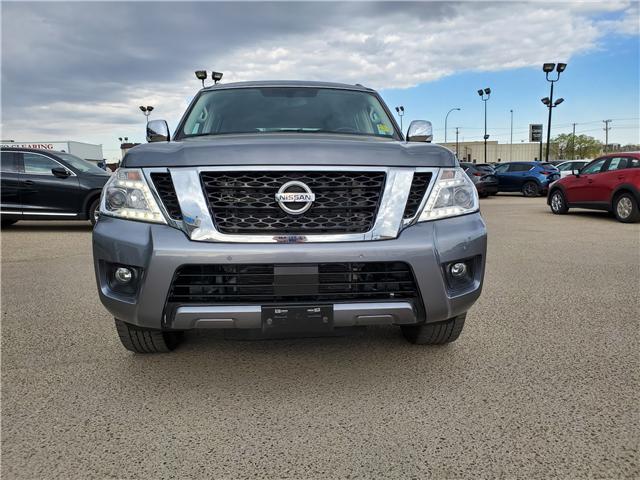 2019 Nissan Armada SL (Stk: PR1568) in Saskatoon - Image 7 of 29
