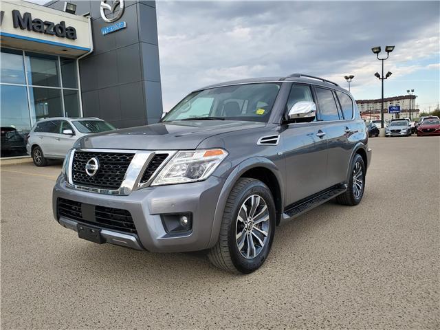 2019 Nissan Armada SL (Stk: PR1568) in Saskatoon - Image 9 of 29
