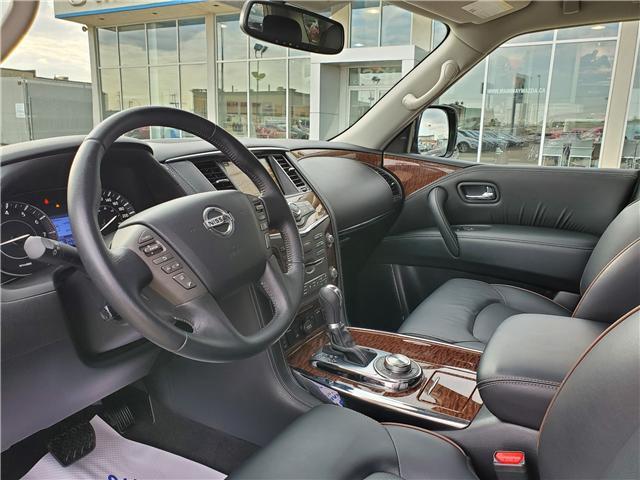 2019 Nissan Armada SL (Stk: PR1568) in Saskatoon - Image 12 of 29