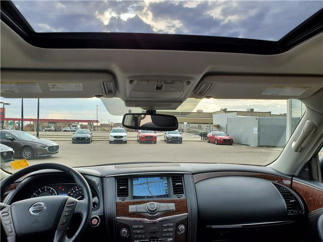 2019 Nissan Armada SL (Stk: PR1568) in Saskatoon - Image 17 of 29