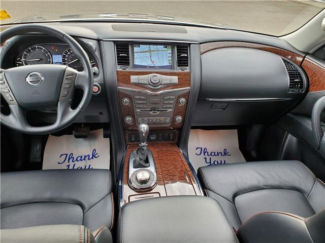 2019 Nissan Armada SL (Stk: PR1568) in Saskatoon - Image 16 of 29