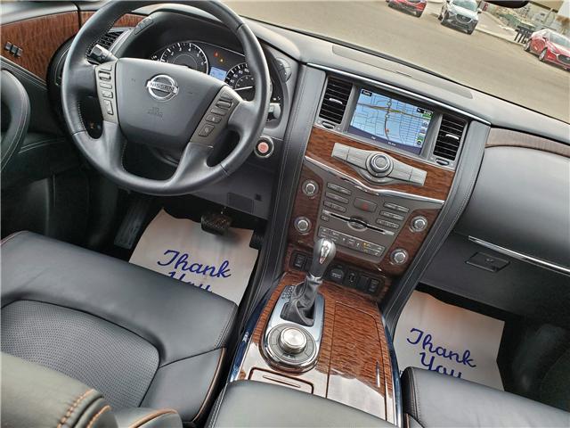 2019 Nissan Armada SL (Stk: PR1568) in Saskatoon - Image 19 of 29