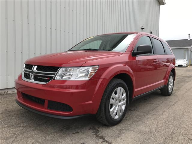 2017 Dodge Journey CVP/SE (Stk: U3430) in Charlottetown - Image 1 of 16