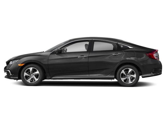 2019 Honda Civic LX (Stk: U1245) in Pickering - Image 2 of 9