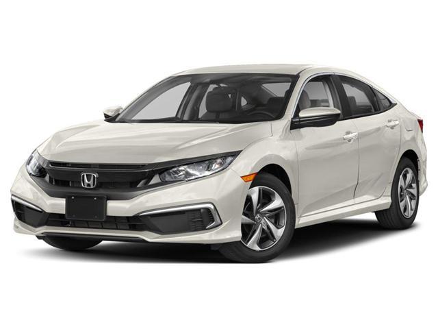2019 Honda Civic LX (Stk: U1254) in Pickering - Image 1 of 9
