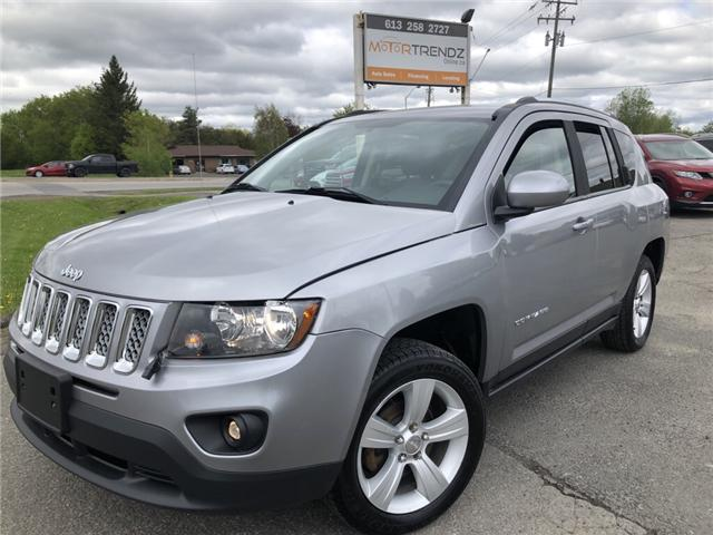 2015 Jeep Compass Sport/North (Stk: -) in Kemptville - Image 1 of 24