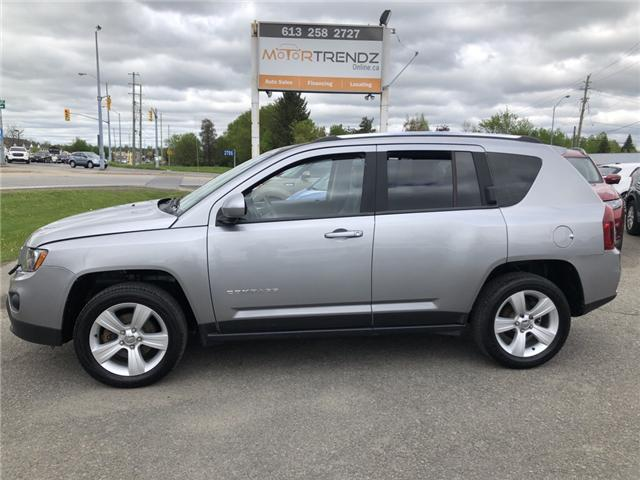 2015 Jeep Compass Sport/North (Stk: -) in Kemptville - Image 2 of 24